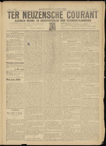 Ter Neuzensche Courant. Algemeen Nieuws- en Advertentieblad voor Zeeuwsch-Vlaanderen / Neuzensche Courant ... (idem) / (Algemeen) nieuws en advertentieblad voor Zeeuwsch-Vlaanderen 1935-12-30