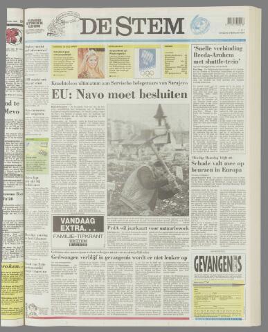 de Stem 1994-02-08