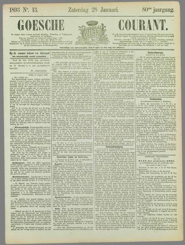 Goessche Courant 1893-01-28