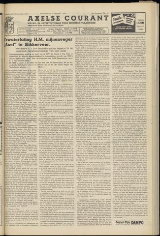 Axelsche Courant 1955-03-09