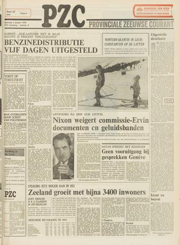 Provinciale Zeeuwse Courant 1974-01-05
