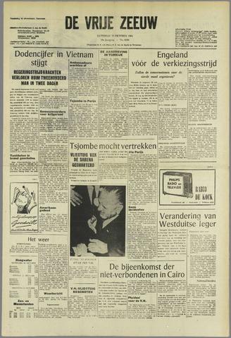 de Vrije Zeeuw 1964-10-10