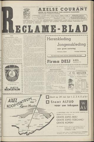 Axelsche Courant 1958-05-21