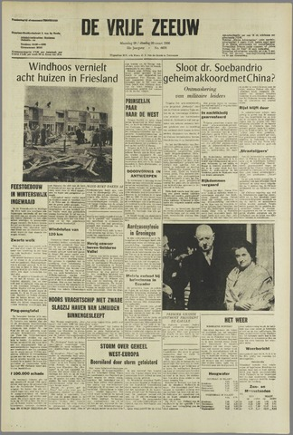 de Vrije Zeeuw 1966-03-28