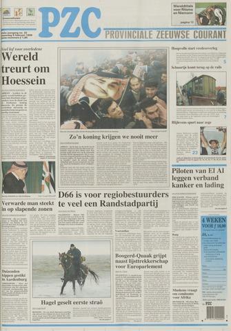 Provinciale Zeeuwse Courant 1999-02-08