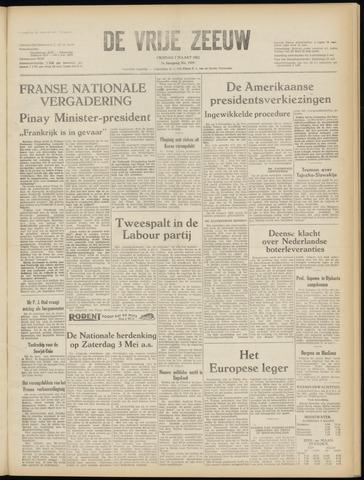 de Vrije Zeeuw 1952-03-07