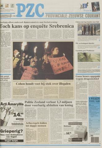 Provinciale Zeeuwse Courant 1998-12-16
