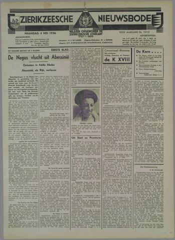Zierikzeesche Nieuwsbode 1936-05-04