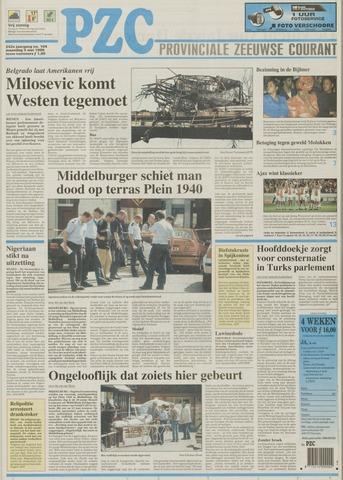 Provinciale Zeeuwse Courant 1999-05-03