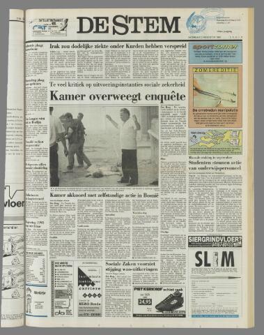 de Stem 1992-08-22