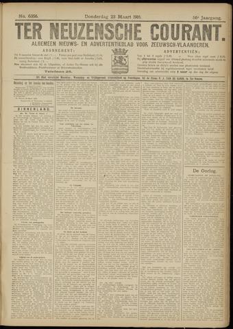 Ter Neuzensche Courant. Algemeen Nieuws- en Advertentieblad voor Zeeuwsch-Vlaanderen / Neuzensche Courant ... (idem) / (Algemeen) nieuws en advertentieblad voor Zeeuwsch-Vlaanderen 1916-03-23