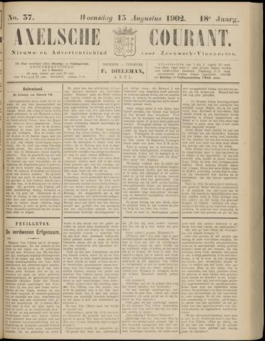 Axelsche Courant 1902-08-13