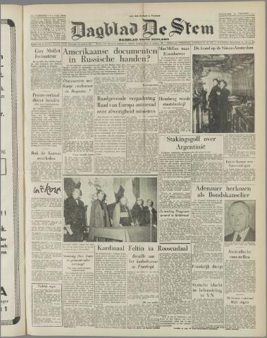 de Stem 1957-10-23
