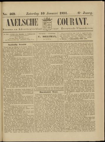 Axelsche Courant 1891-01-10