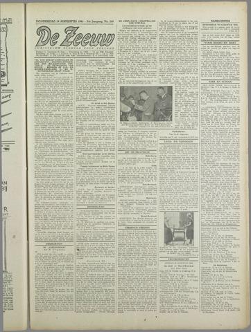 De Zeeuw. Christelijk-historisch nieuwsblad voor Zeeland 1943-08-19