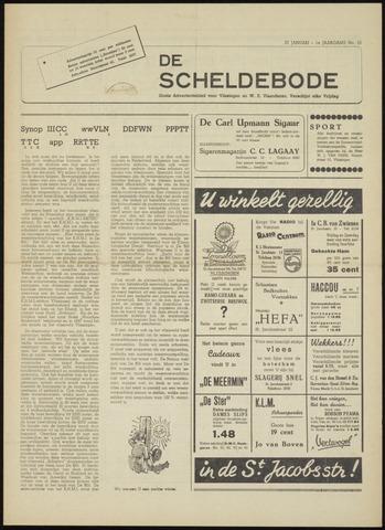 Scheldebode 1950-01-27