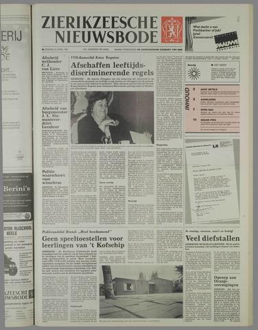 Zierikzeesche Nieuwsbode 1991-04-23