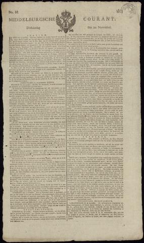 Middelburgsche Courant 1814-11-10