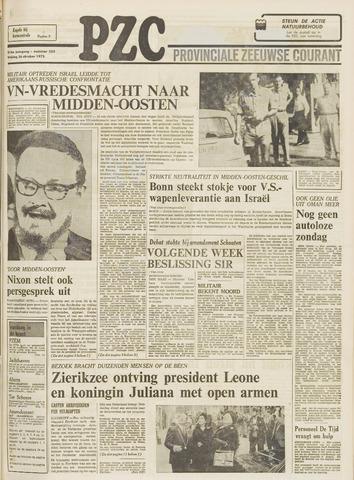 Provinciale Zeeuwse Courant 1973-10-26