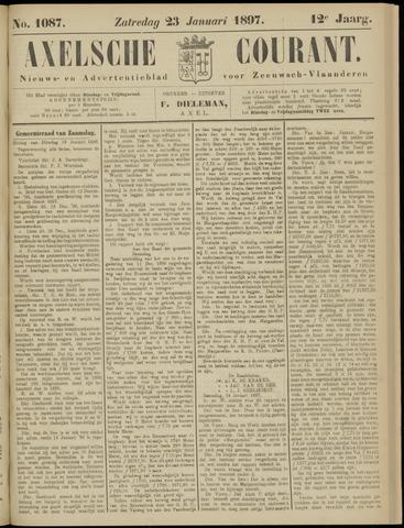 Axelsche Courant 1897-01-23