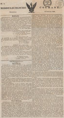 Middelburgsche Courant 1838