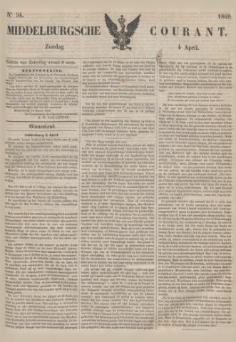 Middelburgsche Courant 1869-04-04