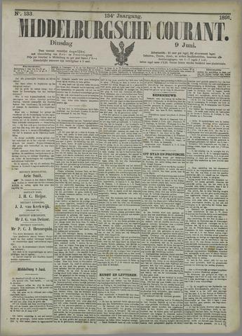 Middelburgsche Courant 1891-06-09