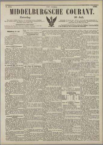Middelburgsche Courant 1902-07-26