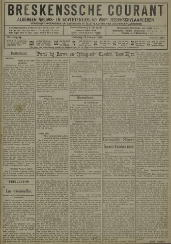 Breskensche Courant 1929-02-23