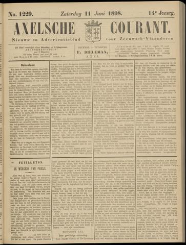 Axelsche Courant 1898-06-11