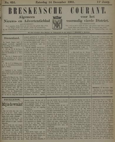 Breskensche Courant 1901-12-14