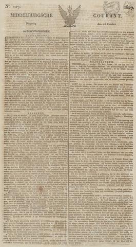 Middelburgsche Courant 1827-10-23