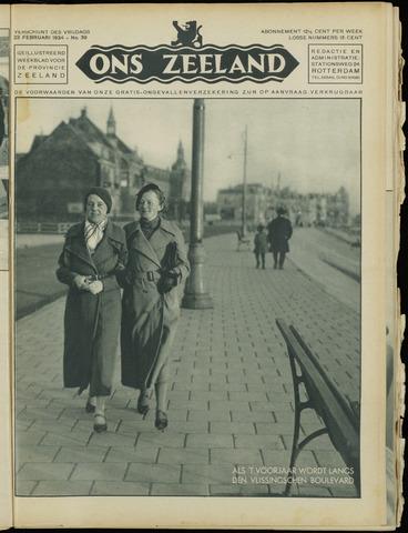 Ons Zeeland / Zeeuwsche editie 1934-02-23