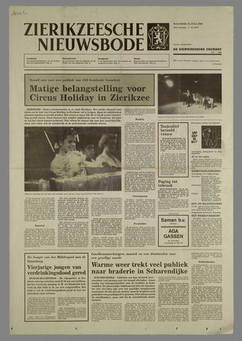 Zierikzeesche Nieuwsbode 1988-07-25