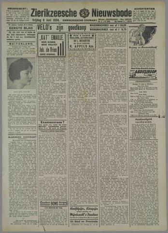 Zierikzeesche Nieuwsbode 1934-06-08