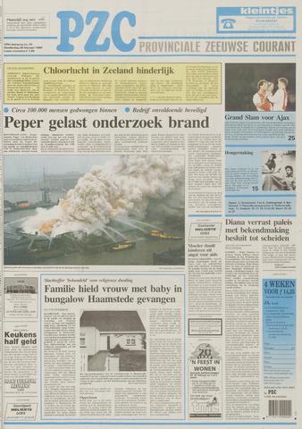 Provinciale Zeeuwse Courant 1996-02-29