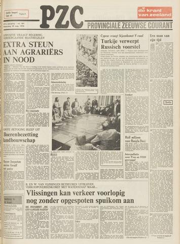 Provinciale Zeeuwse Courant 1974-08-28