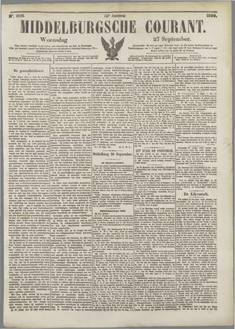 Middelburgsche Courant 1899-09-27