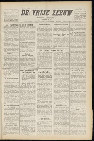 de Vrije Zeeuw 1948-08-04