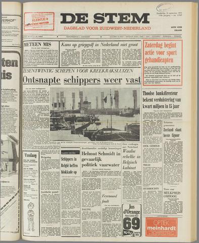 de Stem 1975-09-18