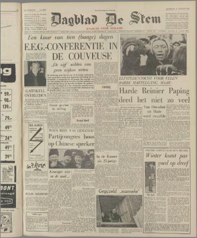 de Stem 1963-01-19