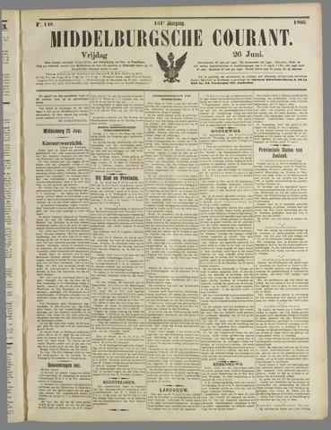Middelburgsche Courant 1908-06-26