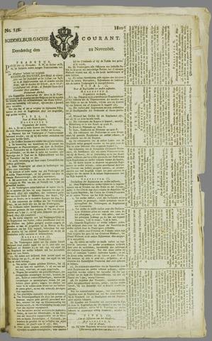 Middelburgsche Courant 1810-11-22