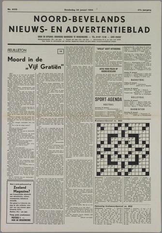 Noord-Bevelands Nieuws- en advertentieblad 1984-01-26