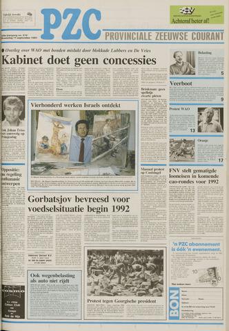 Provinciale Zeeuwse Courant 1991-09-11