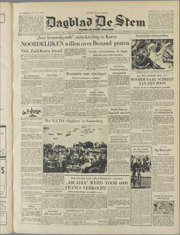 de Stem 1953-07-20