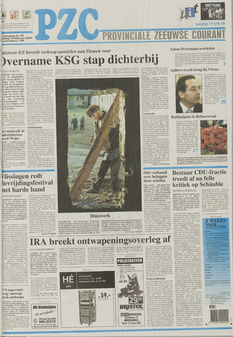 Provinciale Zeeuwse Courant 2000-02-16