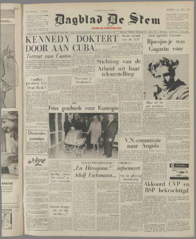de Stem 1961-04-22
