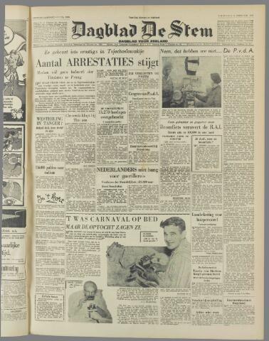 de Stem 1951-02-09