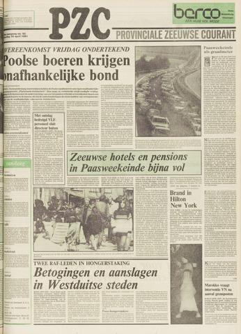 Provinciale Zeeuwse Courant 1981-04-18